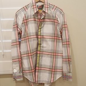 Robert Graham Long Sleeve Shirt Medium